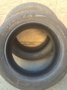 215/55R17 Bridgestone