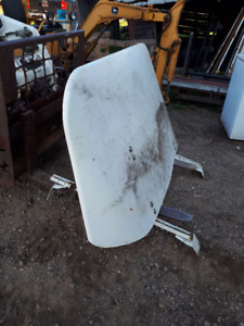 Wind Deflector . Used Condition .
