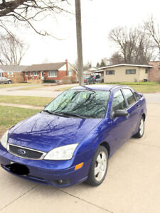 2006 Ford Focus Sedan - Safety Certified!