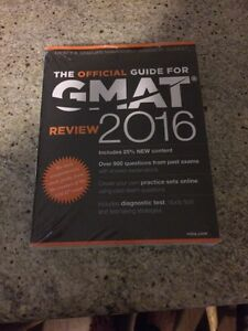 GMAT REVIEW 2016
