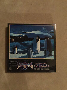 Penguin puzzle Cambridge Kitchener Area image 1