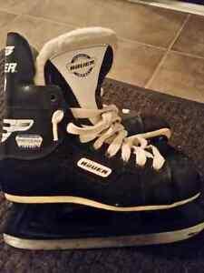 Bauer Hockey Skates Size 7