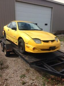PARTING OUT 2002 SUNFIRE