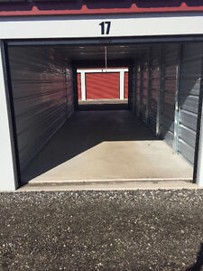 One 10x30 Self Storage Units Left. Get Your's Now!