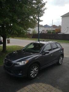 2015 Mazda CX-5 GT,propriétaire, AWD/CUIR/TOIT/GPS/BOSE