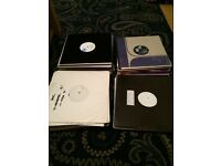 House/Techno Vinyl record job lot (85 records)