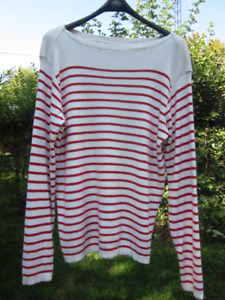 Almost New Ladies Thin Spring Sweater – Size XL – Gorgeous!!!