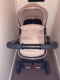 Mothercare journey complete travel system