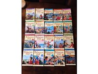 Complete collection Famous Five Books