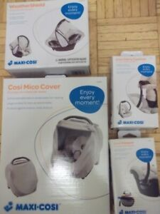 Brand New Maxi-Cosi Cosi Infant Car Seat Accessory Kit.