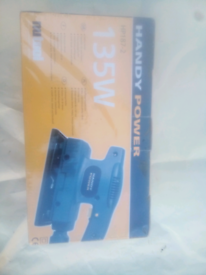 Electric handy power Sander brand new pack box