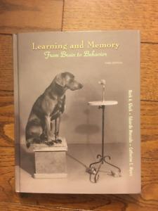 LEARNING & MEMORY Gluck, Myers, Eduardo