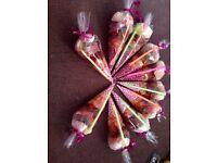 Halal Pick n Mix Sweet Cones x10