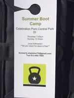 Personal Trainer Bootcamp $5/session