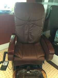 Pedicure Massage Chair - La Fleur Spa