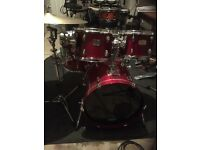 Yamaha Stage Custom Bop Drum kit