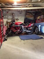 SELL OR TRADE.   GSXR 1100
