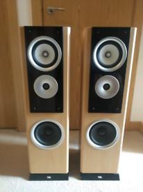 TDL Studio 5 floorstanding speakers