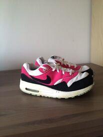 Nike size 2.5 uk