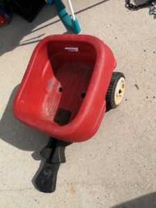 Little tikes step 2 wagon trailer