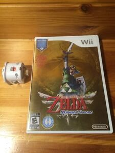 Legend of Zelda Skyward Sword Wii in Peace River.