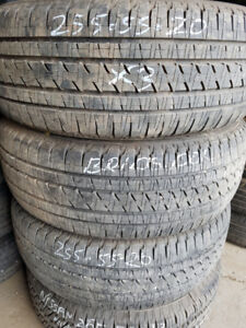 255 55 20 Toyo tires 80% tread from $75 each