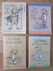 Judy Moody Chapter Books