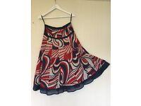 Ladies summer skirt