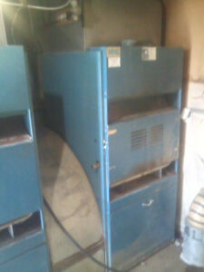 2 furnaces used working