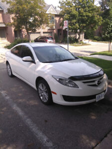 2010 Mazda 6 Manual V4 with SAFETY and 4 new winter tires