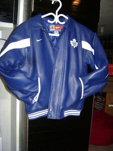 Canada Goose langford parka online 2016 - Leafs Leather Jacket | Kijiji: Free Classifieds in Ontario. Find a ...