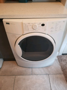 Kenmore Elite washer and dryer 800 obo