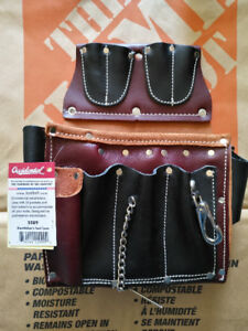 Occidental Electricians pouch