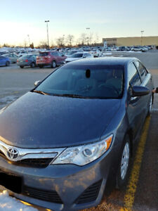 2014 Toyota Camry LE - Good condition