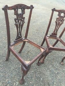 Victorian Style Antique Chairs