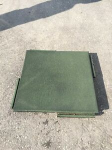 Rubber Play Surface