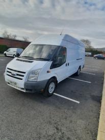 Ford transit 115 T350L RWD 12 months mot