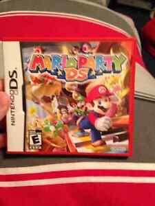 Mario Party NINTENDO DS
