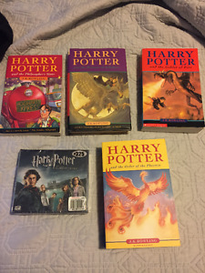 Harry Potter Books + Movie