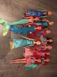 Barbies Disney