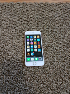 Iphone 6S 16 Gb Rose Gold Unlocked with Apple Care