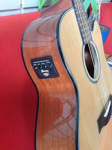 IBANEZ 8 STRING ACOUSTIC AEL108MD