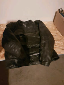 CMC LEATHER JACKET