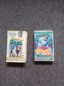 vhs weekend at bernies one and two