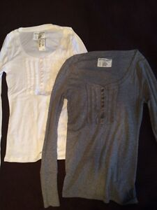 Two Aeropostale Ladies Tops