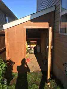 Free Shed 12ft x 6ft