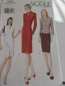 Vogue 7362 sewing pattern