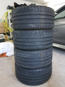245/35 ZR18 Michelin Pilot Supersport