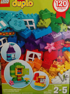 NEW IN BOX- Duplo 120 Pieces