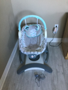 Fisher Price 4 in 1 baby swing